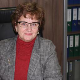 Проректор по учебной работе МГТУ Людмила ГЕРАЩЕНКО. Фото пресс-центра университета.