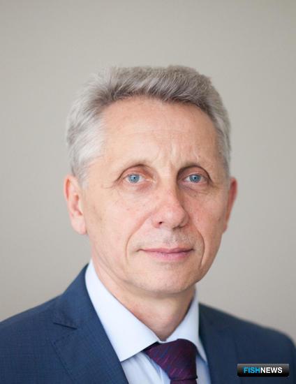 Первый заместитель генерального директора АО «Судостроительный завод «Вымпел» Виктор ДОСКИН