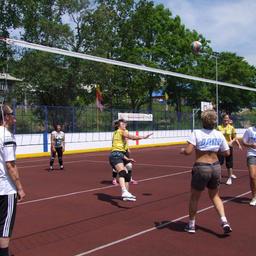 Преображенцы определяли лучших во всевозможных соревнованиях. Автор фото – Александр Тюкаев