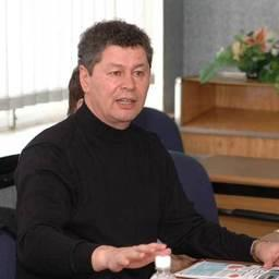 Член совета директоров «Исток групп» Владимир ШАШКОВ