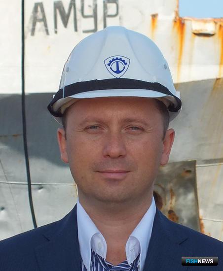 Генеральный директор ООО «Ливадийский ремонтно-судостроительный завод» Юрий БАДОДИН
