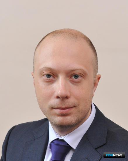 Исполнительный директор НКО «Ассоциация добытчиков минтая» Алексей БУГЛАК