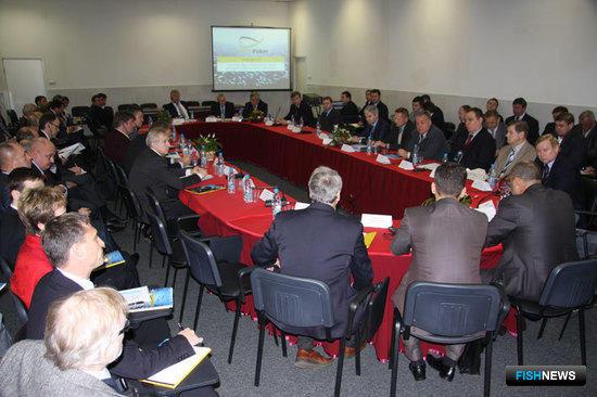 Круглый стол в рамках Международной рыбохозяйственной выставки InterFISH