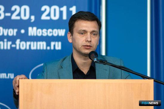 начальник управления флота, портов и мониторинга федерального агентства Андрей Козлов