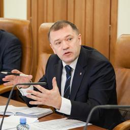 Начальник отдела департамента судостроительной промышленности и морской техники Минпромторга Александр ЧУМАК