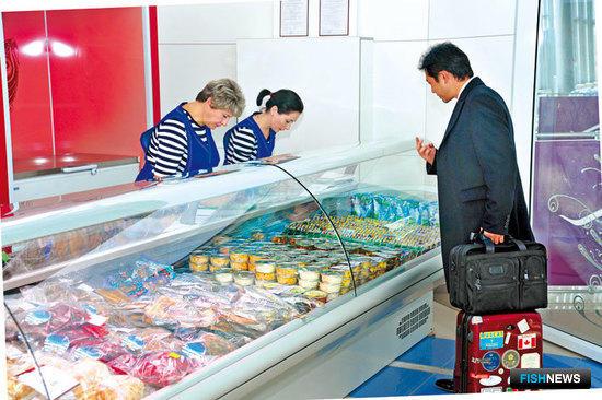Рыба и морепродукты традиционно считаются «визитной карточкой» Дальнего Востока