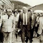 А.Колисниченко и Б.Ельцин