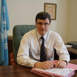 Владимир РАХМАНИН. Фото FAO Nora Toth.