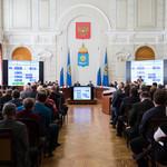 В Астраханской области прошло заседание рыбохозяйственного совета. Фото управления пресс-службы и информации администрации региона