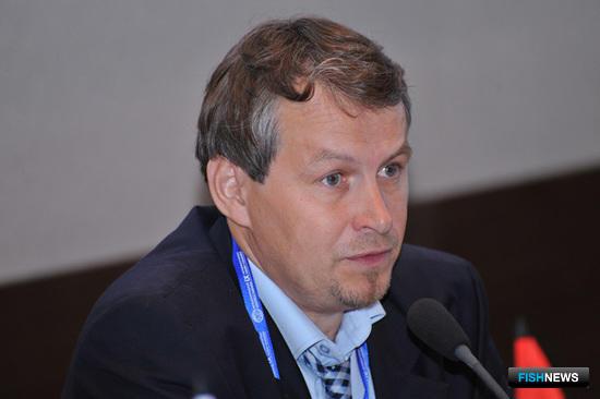 Старший преподаватель кафедры «Промышленное рыболовство» Дальрыбвтуза Артур МАЙСС