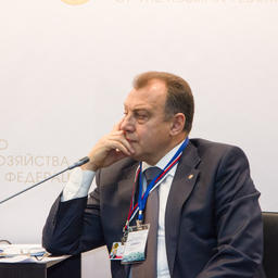 Вице-губернатор Томской области Андрей КНОРР