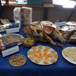 Продукция предприятий - участников Программы поддержки развития береговой рыбопереработки в Приморье на 2010-2013 гг.