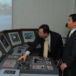 Владивостокский морской рыбопромышленный колледж посетила делегация бизнесменов из Южной Кореи.