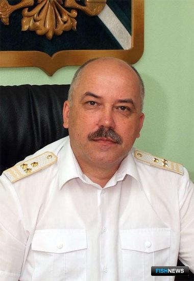 Виктор ХОЛИЧЕВ, начальник Владивостокской таможни