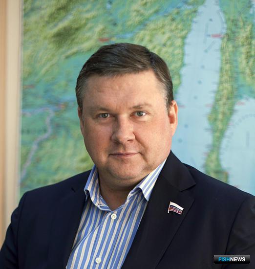 Член Комитета Госдумы по природным ресурсам, природопользованию и экологии Георгий КАРЛОВ