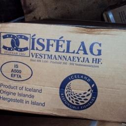 На маркировочных этикетках было указано, что рыба произведена в Республике Исландия. Фото пресс-службы Россельхознадзора