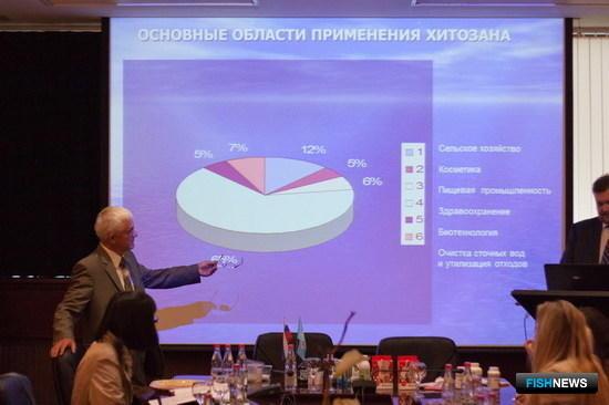 Общее собрание Союза переработчиков морепродуктов, 15 сентября 2011 г.