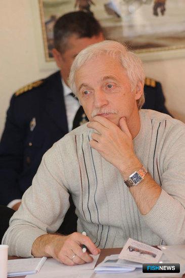 Совещании представителей администрации Приморского края, кадровых служб дальневосточных рыбохозяйственных предприятий и Владморрыбколледжа