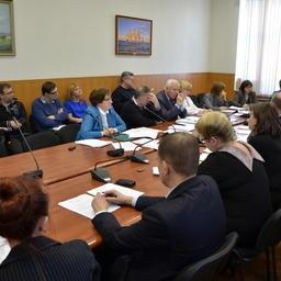 Ситуацию с отменой аккредитации МГТУ обсудили на заседании комитета Мурманской областной думы по образованию, науке и культуре. Фото пресс-службы университета