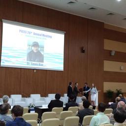 Премию имени Уоррена Вустера получил доктор Национального университета Пукён (Пусан) Суан КИМ