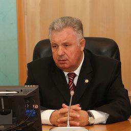 Полномочный представитель Президента РФ в Дальневосточном федеральном округе Виктор ИШАЕВ