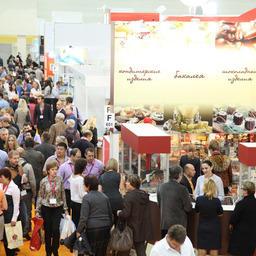 В понедельник открывается выставка World Food Moscow 2014
