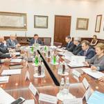 Заседание Комиссии РСПП по рыбному хозяйству и аквакультуре