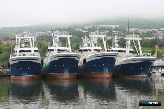 Действия пограничников привели к остановке флотилий