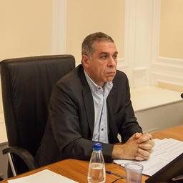 Член СФ от Сахалинской области Александр ВЕРХОВСКИЙ