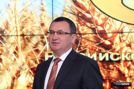 Министр сельского хозяйства РФ Николай ФЕДОРОВ. Фото пресс-службы Минсельхоза.