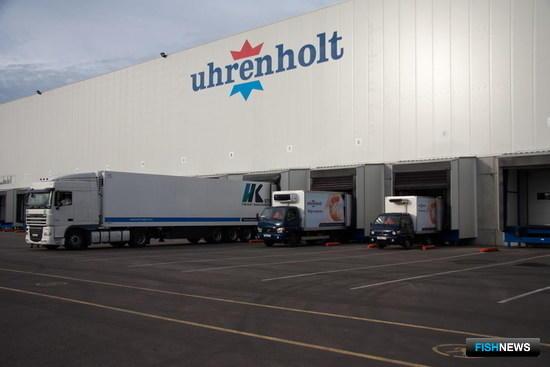 Открытие нового распределительного центра датской компании «Уренхольт» в подмосковном Чехове