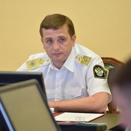 Глава Росрыболовства Илья Шестаков. Фото пресс-службы ФАР
