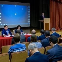Научная конференция по лососевому хозяйству прошла в Южно-Сахалинске. Фото пресс-службы областной администрации
