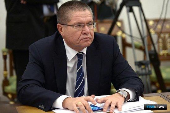 Министр экономического развития Алексей УЛЮКАЕВ. Фото пресс-службы президента РФ.