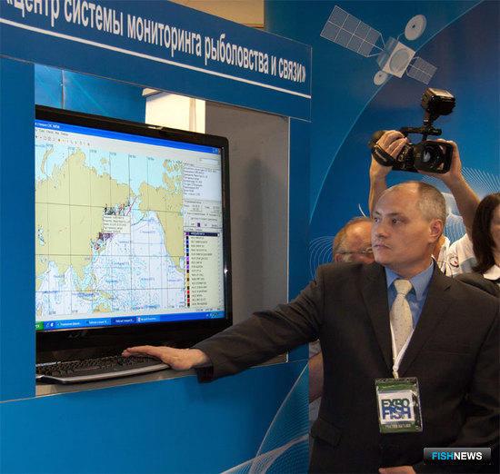 Цифровые технологии в помощь рыбаку