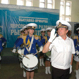 6-я международная специализированная выставка «Перспективы развития рыбной отрасли-2009». Владивосток, сентябрь 2009 г.